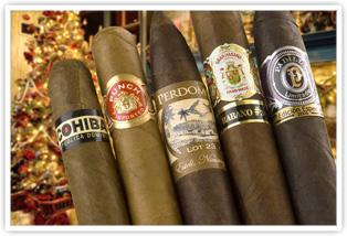 christmas cigar gift