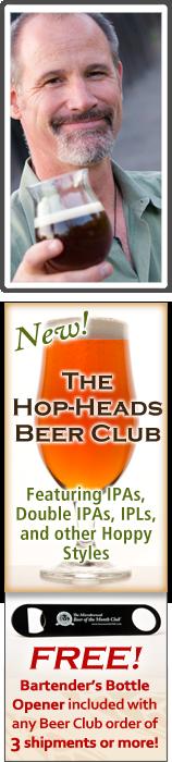Hop Heads Beer Club