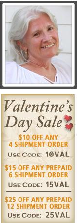 Valentine's Day Promo