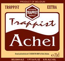 Achel Trappist Extra