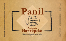 Panil Ambrata Barriquée [Rare Beer Club exclusive]
