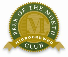 The Microbrewed Beer of the Month Club logo