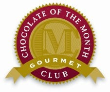 The Gourmet Chocolate of the Month Club logo
