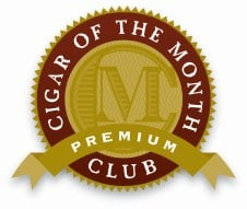 The Premium Cigar of the Month Club logo