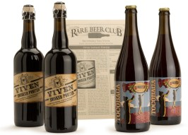 The Rare Beer Club - 4 Bottles